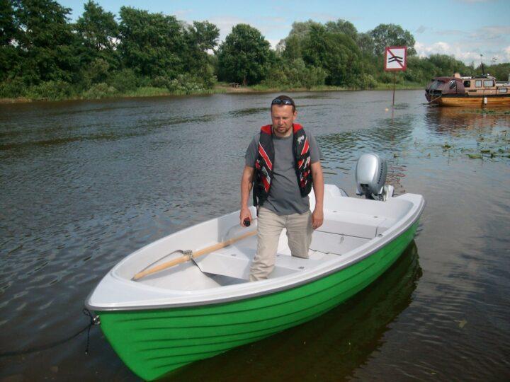 Mootorpaat Nordline 42