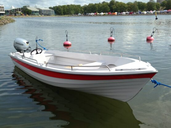 Moottorivene Nordline 51