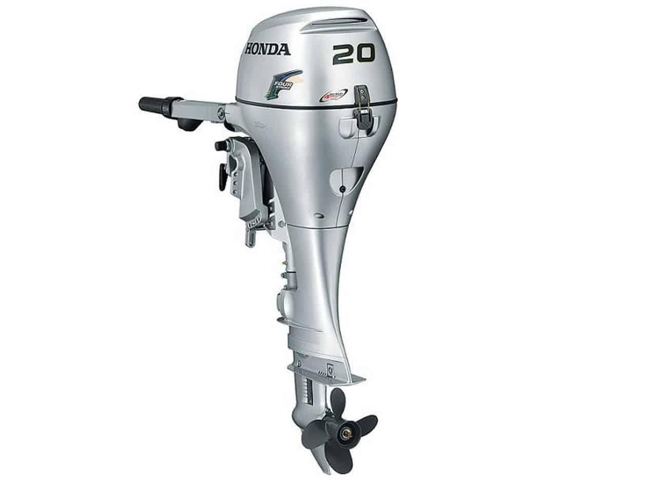 лодочный мотор honda bf20