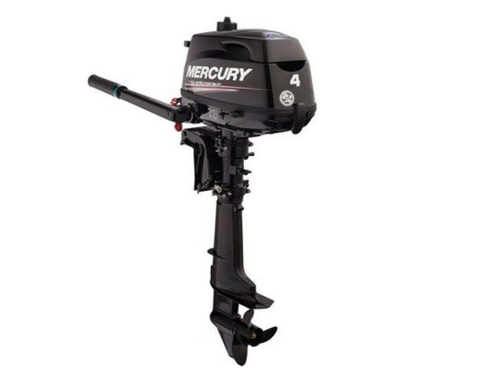 Paadimootor Mercury 4hj