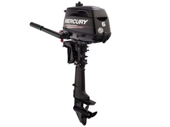 Paadimootor Mercury 6hj